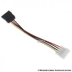 Adapter Molex -> SATA