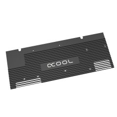 Alphacool Backplate for Eisblock GPX-N RTX 2080Ti Acetal & Plexi Light