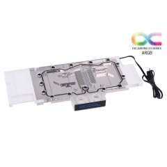 Alphacool Eisblock GPX-N Plexi Light Nvidia Geforce RTX 2080/2080Ti M02 - with Backplate