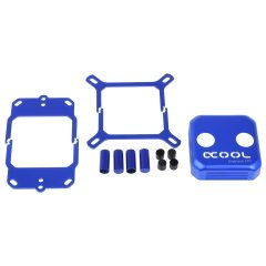 Alphacool Eisblock XPX CPU replacement cover - blue
