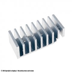 Aquacomputer heatsink for Aquaero 5 ver. 20mm