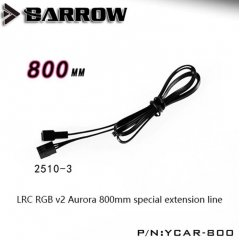 Barrow 5v LRC2.0 Aurora 2510-3 Extension Lighting Cable - 800mm
