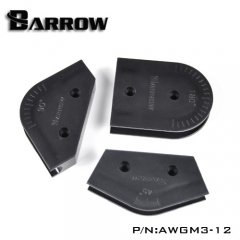 Barrow Hardtube Bending Kit - 12mm