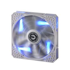 BitFenix 140mm Spectre Pro Blue Led - White