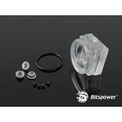 Bitspower D5 MOD TOP Clear S Model BP-D5TOPACS-BK