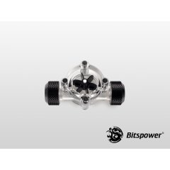 Bitspower Flow Indicator Black BP-FI-CLBKMBK