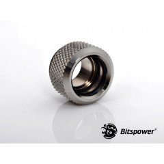 "Bitspower G1/4"" Black Sparkle Multi-Link Adapter BP-BSWP-C47"