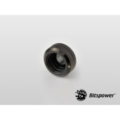 "Bitspower G1/4"" Matt Black Enhance Multi-Link For OD 16MM BP-MBEML16"