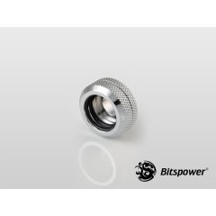 "Bitspower G1/4"" Silver Shining Enhance Multi-Link For OD 16MM BP-EML16"
