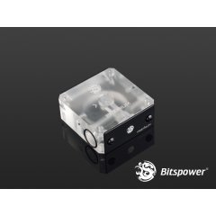 Bitspower Laing DDC Top - Acryl Version BP-PMCTDDCTPAC-CL