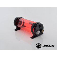 BitsPower Z-Multi 150mm Water Tank - Ice Red