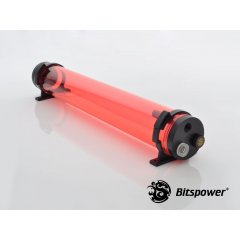 BitsPower Z-Multi 400mm Water Tank - Ice Red