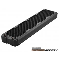 Black Ice Nemesis GTX 480 - Black