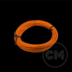 Cable Modders Insulated Copper Pc Cable Lead (18awg) 5m - Orange