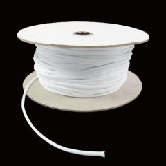 Cable Modders U-HD Braid Sleeving - Frozen White 4mm (1m)