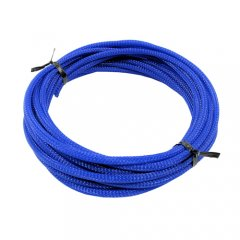 Cable Modders U-HD Retail Pack Braid Sleeving UV Blue - 4mm x 5m