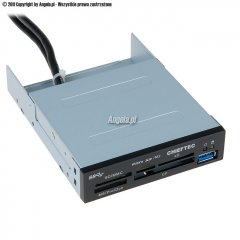 Chieftec All In 1 Internal Card Reader USB 3.0 CRD-601-U3