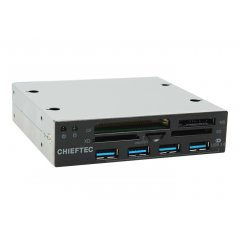 Chieftec All In 1 Internal Card Reader USB 3.0 CRD-801H