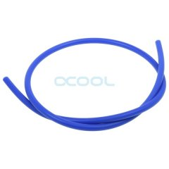 Alphacool Silicon Bending Insert 100cm for ID 10mm tubing - blue