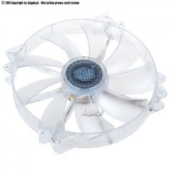 CoolerMaster MegaFlow 200 Red LED Silent Fan R4-LUS-07AR-GB