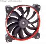 Corsair 140mm Air Series AF140 Quiet Edition High Airflow 1150rpm