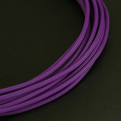 E22 sleeve 4mm PET Teleios – Purple (1m)