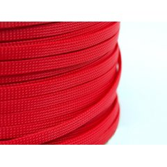 E22 sleeve 8mm PET Teleios – Red (1m)