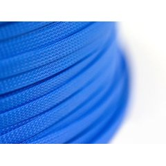 E22 sleeve 8mm PET Teleios – Blue (1m)