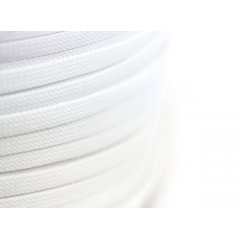 E22 sleeve 8mm PET Teleios – White (1m)