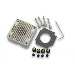 EK Water Blocks EK-DDC Heatsink Housing - Nickel