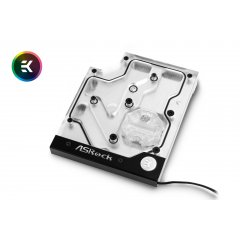 EK Water Blocks EK-FB ASRock X470 Gaming K4 RGB Monoblock - Nickel