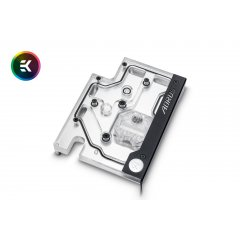 EK Water Blocks EK-FB GA X470 Gaming 7 RGB Monoblock - Nickel