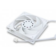 EK Water Blocks EK-Vardar F4-120ER (2200rpm) White PWM