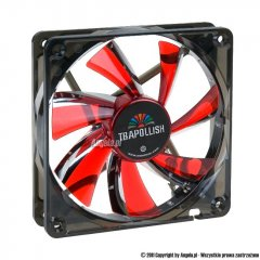 Enermax 120mm T.B.Apollish Red LED UCTA12N-R