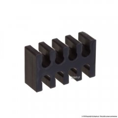 Gelid 8pin acrylic cable holder black