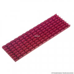 Gelid SubZero M.2 red