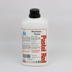 Mayhems Pastel Red 1000ml