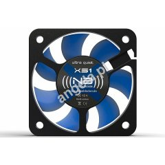 Noiseblocker 50x50x10mm NB-BlacksilentFan XS1