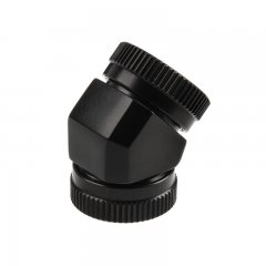 PHANTEKS Hard-Tube Adapter 2x 12mm 45° - black