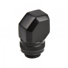 PHANTEKS M-F Rotary Fitting 90° G1/4 - black