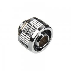 PHANTEKS Soft-Tube Fitting 10/16mm G1/4 - chrome