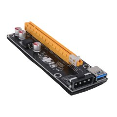 Phobya PCIe to x16 Riser Card Mining/Rendering Kit - 60cm