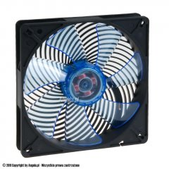 Silverstone 140mm Air Penetrator AP141 UV