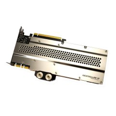 Watercool HEATKILLER® GPU Backplate for GTX 980Ti and TITAN X