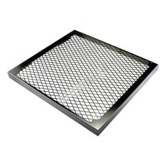 Watercool MO-RA3 420 grill Rhombus stainless steel