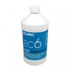 XSPC EC6 Premix Opaque Coolant - UV Blue