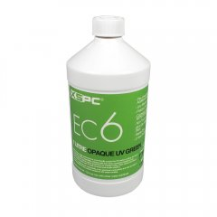 XSPC EC6 Premix Opaque Coolant - UV Green