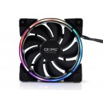 XSPC RGB Series 120mm Fan - PWM 800-2200RPM - 5V 3Pin Addressable RGB