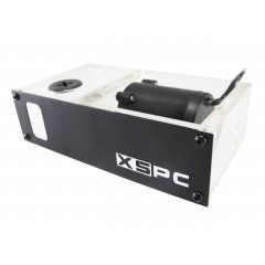 XSPC X2O 420 Single Bayres/Pump